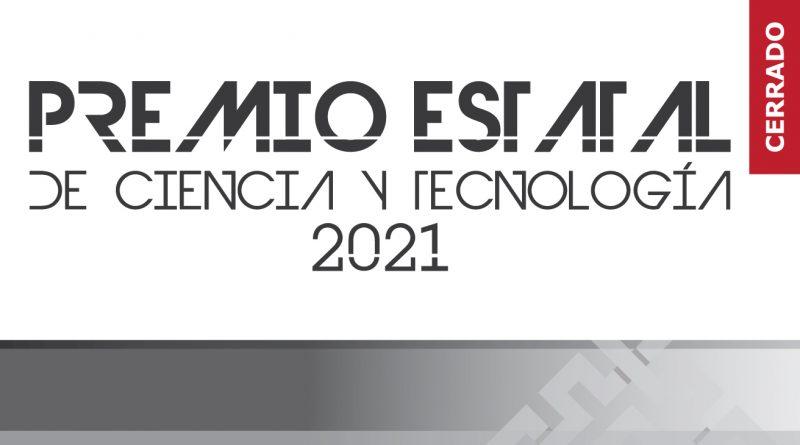 Premio Estatal de Ciencia y Tecnología 2021