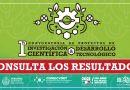 Resultados proyectos de Ciencia y Tecnología.